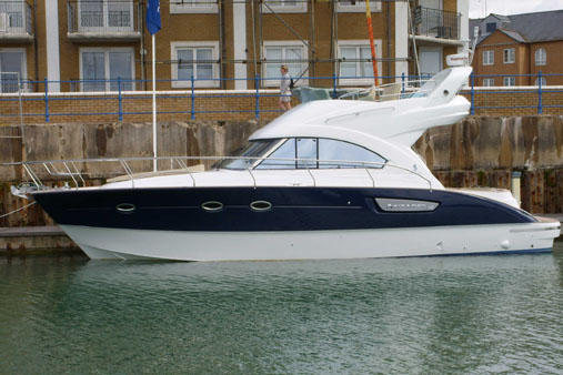 General information: Yacht ID. 82. Model: Beneteau Antares 12. Produced: