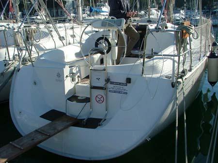General information: Yacht ID. 10. Model: Jeanneau Sun Odyssey 34.2