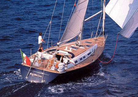 General information: Yacht ID. 109. Model: Grand Soleil 50. Produced: