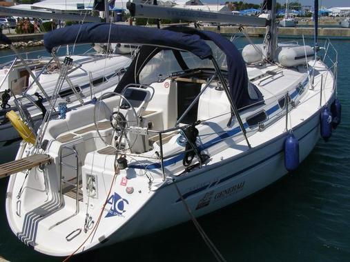 General information: Yacht ID. 206. Model: Bavaria 34. Produced: