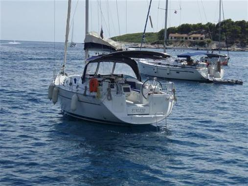 General information: Yacht ID. 226. Model: Beneteau Cyclades 39. Produced: