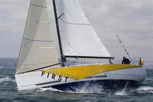 General information: Yacht ID. 228. Model: Beneteau First 34.7 racing