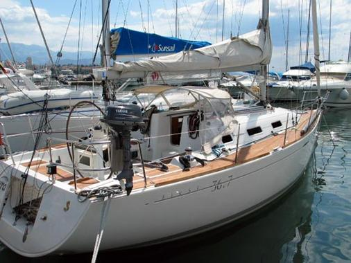 General information: Yacht ID. 229. Model: Beneteau First 36.7. Produced: