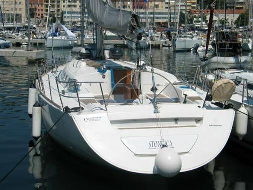 General information: Yacht ID. 231. Model: Beneteau First 47.7. Produced: