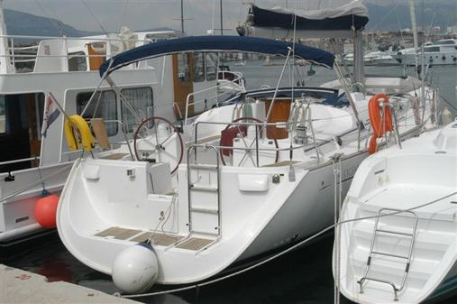 General information: Yacht ID. 41. Model: Beneteau Oceanis 473 Clipper